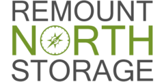 Remount North Storage logo